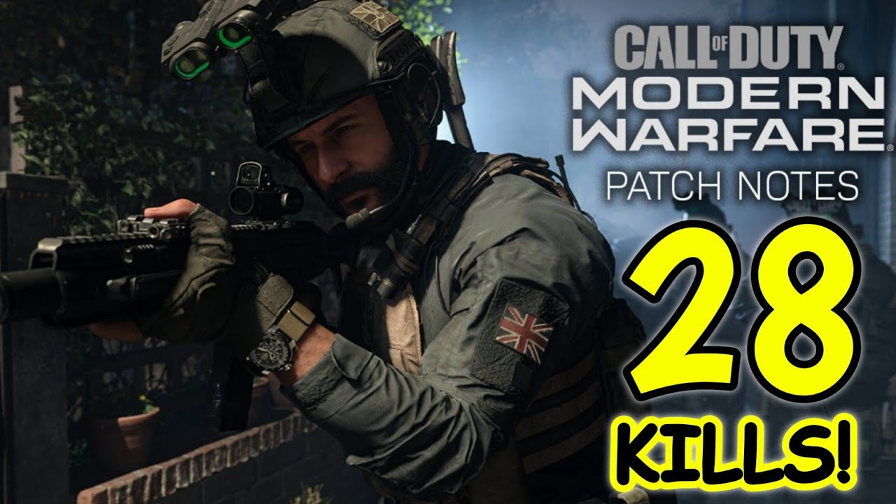 28 Kill's || Call of Duty MOBILE || CODM