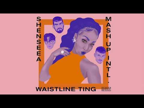 Mash Up International ft. Shenseea - Waistline Ting [official animation video]