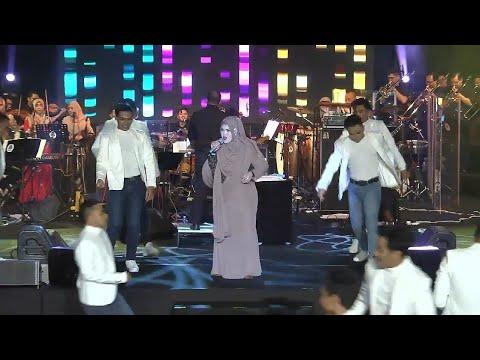 Aishah - Sensation Live Bersama Orkestra Kuala Lumpur, Konsert Voices of Ladies 11.8.2018