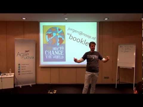 Jurgen Appelo 'Management 3.0 in 50 Minutes' - YouTube