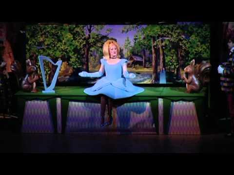 """Diana Damrau singing """"Les oiseaux dans la charmille"""" from LES CONTES D'HOFFMANN"""