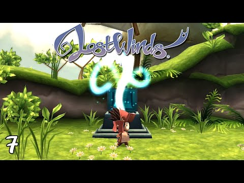 Lost Winds 7- Where Is The Third Memory Chest? |