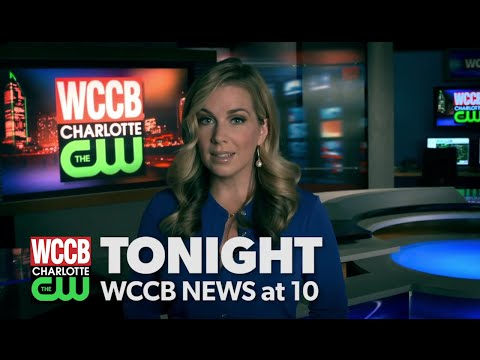 News at Ten: Active Shooter, Tonight on WCCB, Charlotte