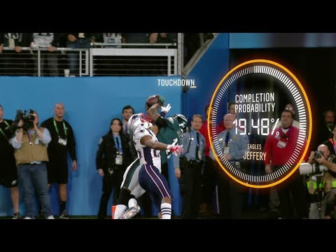 NFL's Most Improbable Catch - AWS Artificial Intelligence