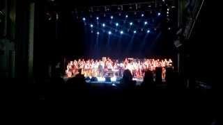 'Друга ріка' с оркестром - 'Стоїть гора високая'. Viva.ua