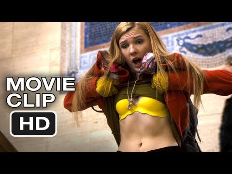 New Year's Eve Movie CLIP #2 - This is Not a Training Bra! (2011) HD