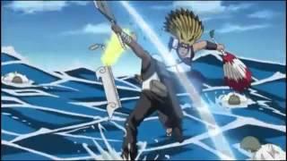 Naruto AMV - Darui vs Ginkaku e Kinkaku HD