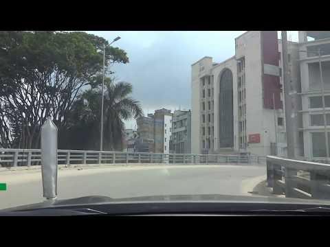 Dhaka City Drive | Rampura U Loop | Banasree | Hatirjheel | Bangladesh