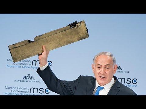 """Netanyahy avisa Irão para """"não testar a determinação de Israel"""""""