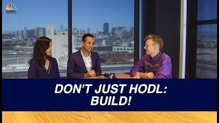 Don't Just HODL. BUIDL! Cryptotrader World Tour - San Francisco !