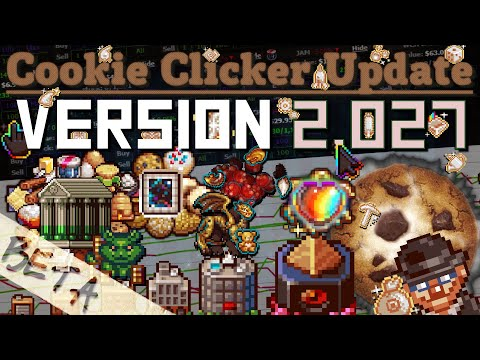 Cookie Clicker: Beta
