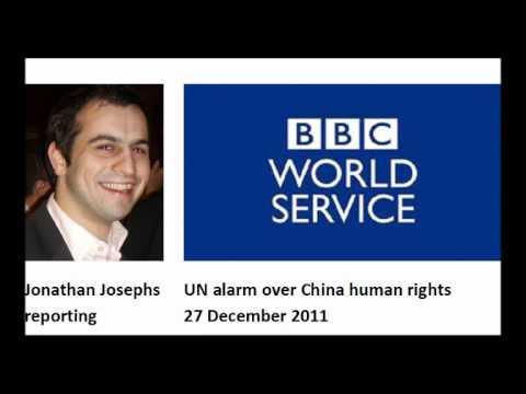 BBC World Service radio: UN criticises China human rights record  27 Dec 2011 0000g