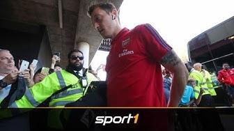 Trotz Bankplatz: Mesut Özil kündigt Verbleib bei Arsenal an   SPORT1 - TRANSFERMARKT