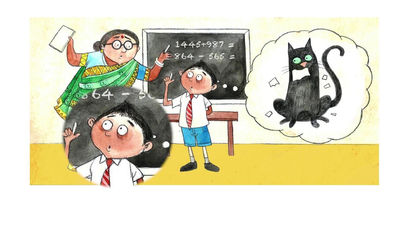 中文滿FUN班 - 故事環節《小貓的錯》 - YouTube