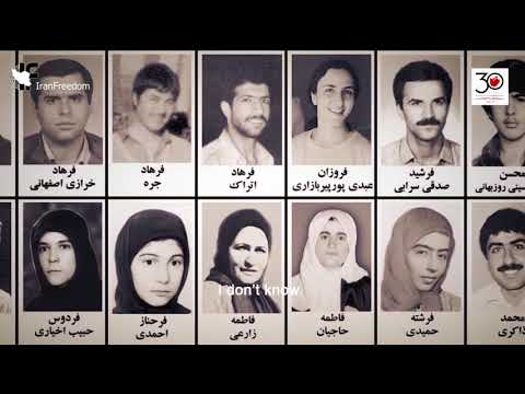 Free Iran:  The Hour Of Execution