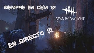 Dead by Daylight |Directo #139🇪🇸
