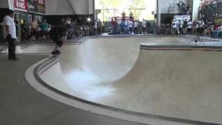 Chris Miller Vans Combi Bowl 2009