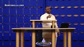 The Covenants of Fire Part 6 Live on The Word Network on The Strategic Breakthrough Show