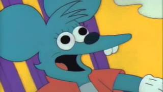Щекотка и царапка-The Itchy & Scratchy Show!!!  33
