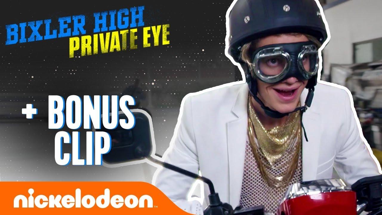 "Download Bixler High Private Eye ""Police Chase"" + Henry Danger BONUS Scenes | Nick"