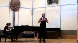 N. Zelyankova, N. Kachalova Parto, parto  W.Mozart