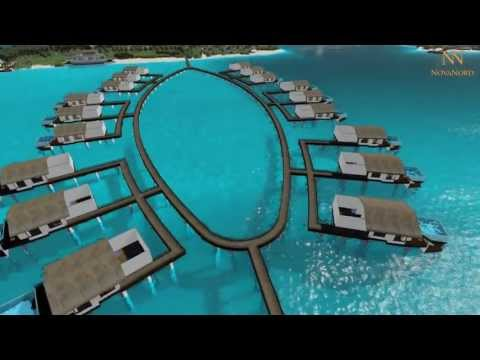 MALDIVES LUXURY RESIDENCE & HOTEL CONCEPT DESIGN RF02018_  2