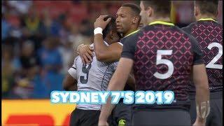 Fiji's Highlights/ Best Moments (Sydney7s 2019)