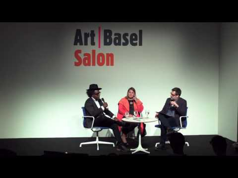 Salon | Discussion | Latin American Collaborations