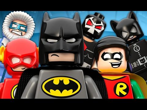 Official Lego Batman Website Games! - Lego Batman Movie ...
