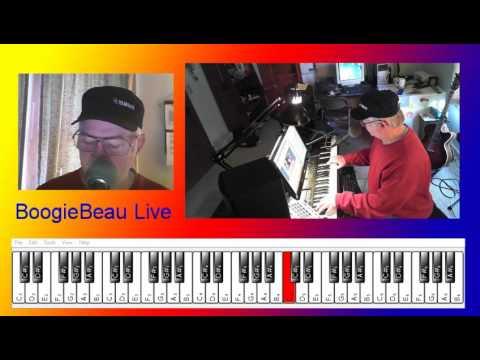 How To Play Cantaloupe Island On Electronic Keyboard Youtube