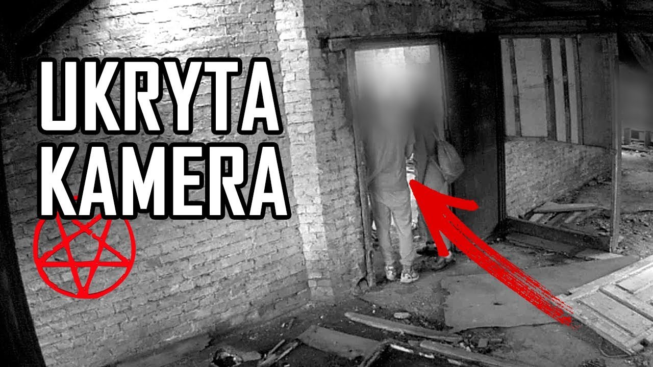 Ukryta kamera w pałacu satanistów – Urbex History