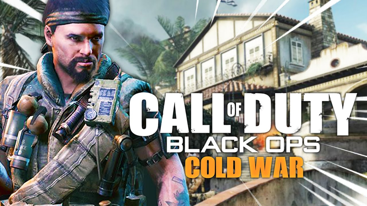 Call Of Duty 2020 Gameplay Leak Call Of Duty Black Ops Cold War