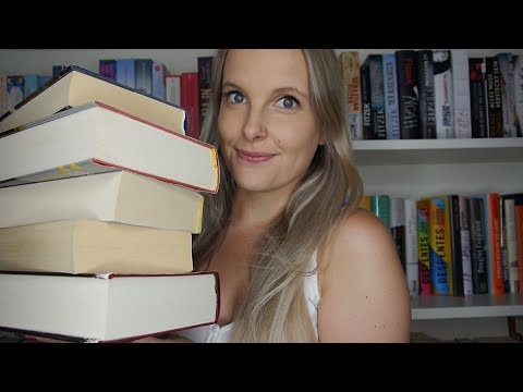 [Booktube-Sommercamp] Endlich Zeit für dicke Bücher!