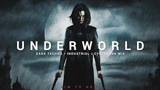 Dark Techno / Industrial / Cyberpunk Mix 'UNDERWORLD'