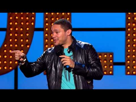 Trevor Noah - Live at the Apollo - London