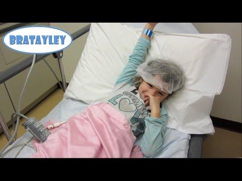 The Day Hayley Had Surgery (WK 198) | Bratayley