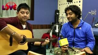 Arijit Singh & Jeet Gannguli sing Medley of Favourite Songs | Raaz Ankhein Teri | Radio Mirchi