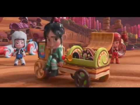 Vanellope the First - Rise and Shine