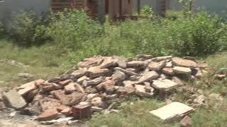Estado de abandono em Russas nas obras da Unidade de Acolhimento Infanto-Juvenil inacabadas