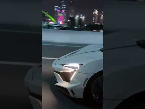 Fenyr Supersport lost on another planet/FunVideo.