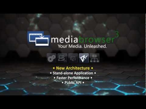 Introducing Media Browser 3