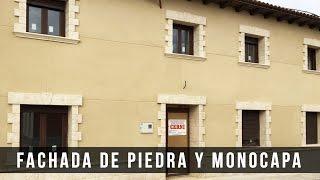 FACHADA DE PIEDRA Y MONOCAPA - Cerni S.L.
