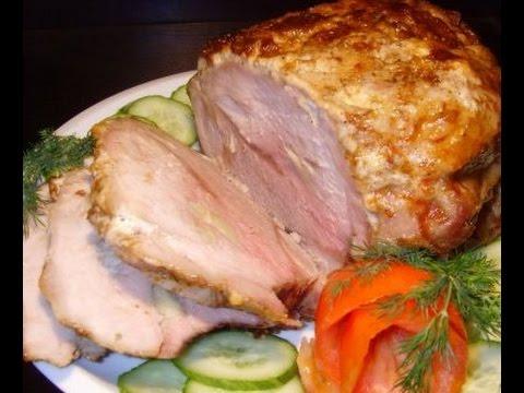 Карбонат свиной в мультиварке в фольге рецепты с фото