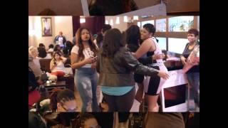 Melah Styles website launch video