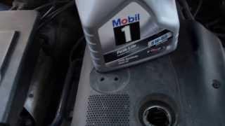 Двигатель после пробега Mobil 1 5w50 PeakLife и сразу в описание!