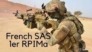 French SAS - 1er RPIMa