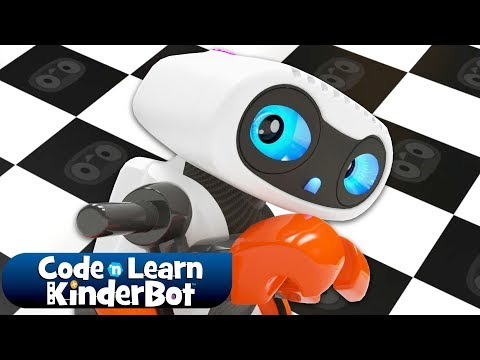 Code 'n Learn Kinderbot™ - Race Time   Cartoons For Kids   Fisher-Price   Kids Learning