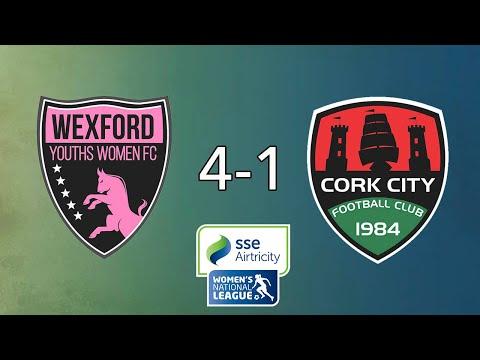 WNL GOALS GW15: Wexford Youths 4-1 Cork City
