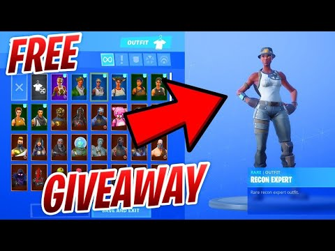 Free Fortnite Account Giveaway Read Description To Enter