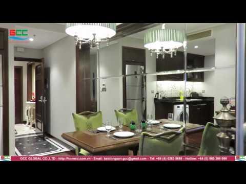Luxury Apartment For Rent In Hanoi